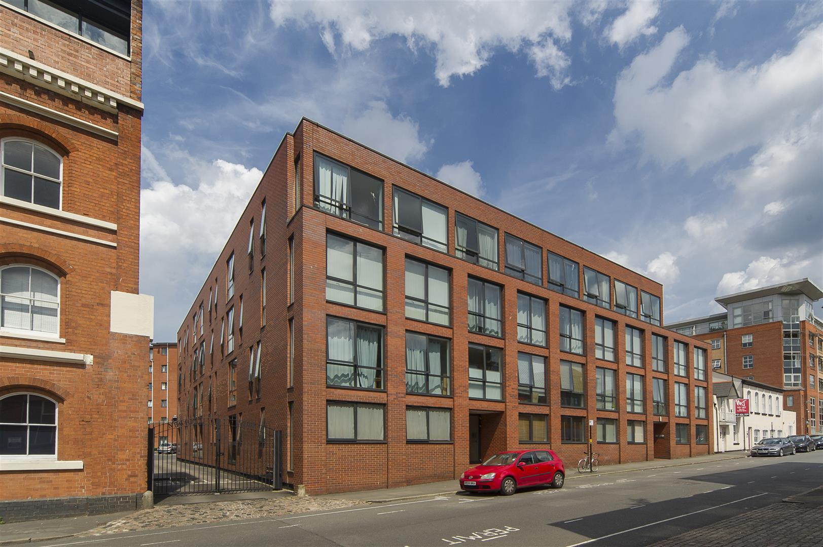 1 Bedroom Apartment Flat for sale in Octahedron, 50 George Street, Birmingham